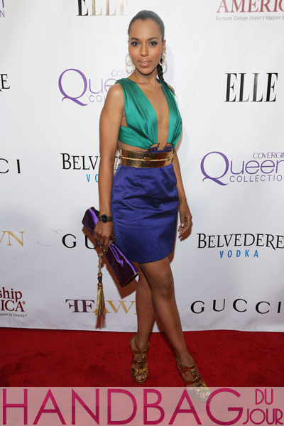Kerry-Washington-Gucci-Malika-satin-bag