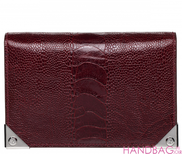 Alexander-Wang-eBay-Fashion-Vault-Biker-Purse-Prisma-Spice-printed-ostrich-leg-with-rhodium
