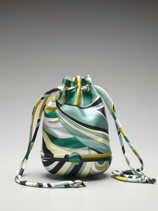 Emilio Pucci Drawstring shoulder bag