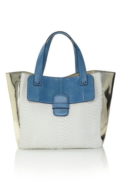 Marc Jacobs Resort 2012 Khaki Tote