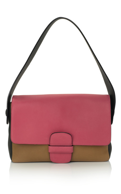 Marc Jacobs Resort 2012 Violet Handbag