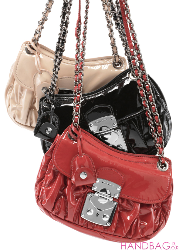 Miu Matelassé Bags 3