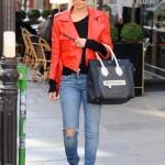 Nicole Richie Celine shopper