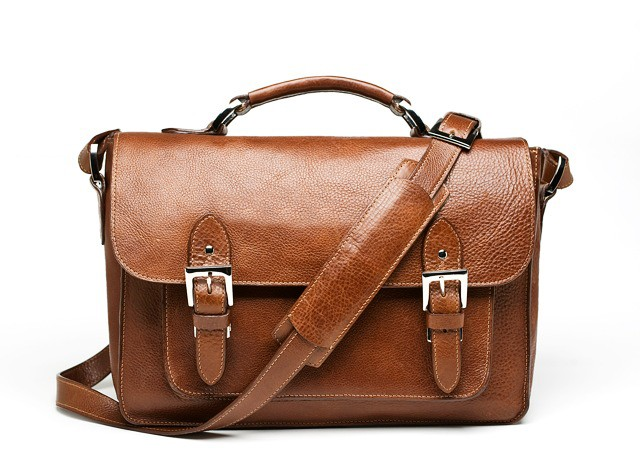 ONA Brooklyn Premium Leather Camera Satchel