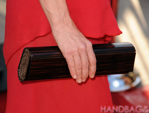 Perrey-Reeves-holding-a-M.C.L.-By-Matthew-Campbell-Laurenza-Jackie-wood-handbag-to-the-HBO-Premiere-of-True-Blood-Season-4-at-ArcLight-Cinemas-Cinerama-Dome-on-June-21,-2011-in-Hollywood,-California.