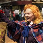 Vivienne Westwood ETHICAL FASHION AFRICA COLLECTION