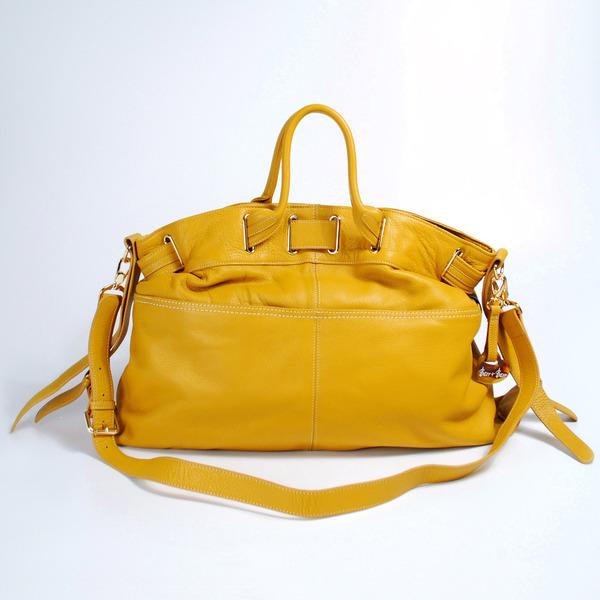 barr-+-barr-handbags-belted satchel