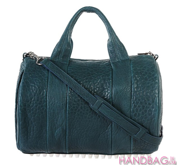 Alexander-Wang-Emerald-Rocco-Satchel-With-Rhodium-Hardware