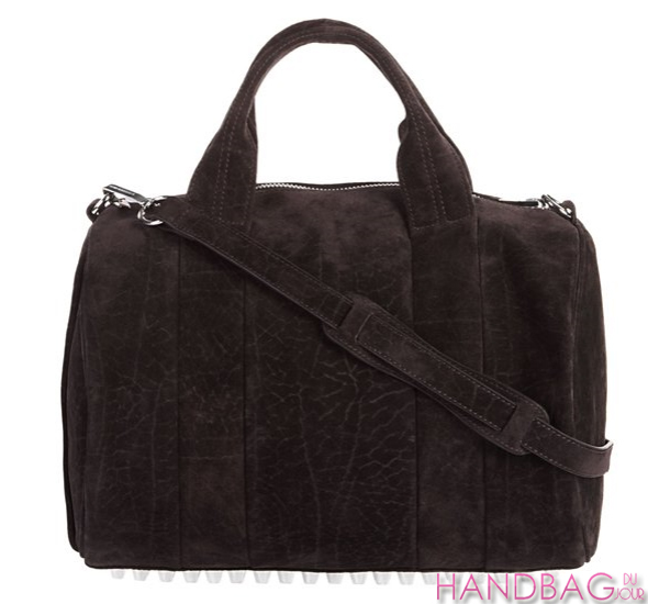 Alexander-Wang-Espresso-Rocco-Satchel-With-Rhodium-Hardware