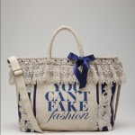 Anna Sui eBay and CFDA YOU CAN'T FAKE FASHION Collection of 50 Customized Designer Bags