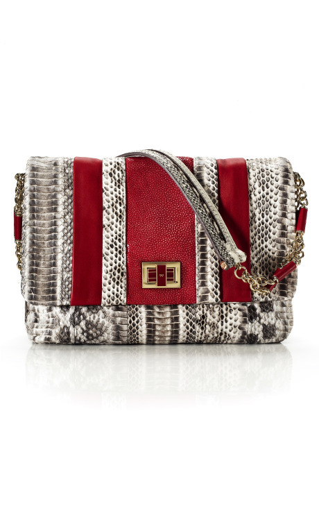 Anya Hindmarch resort bags Stripy Gracie