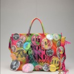 Betsey Johnson eBay and CFDA YOU CAN'T FAKE FASHION Collection of 50 Customized Designer Bags