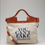 Foley and Corinna eBay and CFDA YOU CAN'T FAKE FASHION Collection of 50 Customized Designer Bags
