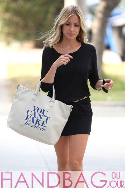 Kristin-Cavallari-with-the-eBay-CFDA-YOU-CAN'T-FAKE-FASHION-tote-bag