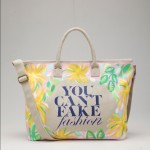 Lilly Pulitzer eBay and CFDA YOU CAN'T FAKE FASHION Collection of 50 Customized Designer Bags