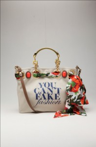 Milly eBay and CFDA YOU CAN'T FAKE FASHION Collection of 50 Customized Designer Bags