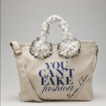 Naeem Khan eBay and CFDA YOU CAN'T FAKE FASHION Collection of 50 Customized Designer Bags
