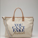 Tracy Reese eBay and CFDA YOU CAN'T FAKE FASHION Collection of 50 Customized Designer Bags