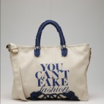 Vivienne Tam eBay and CFDA YOU CAN'T FAKE FASHION Collection of 50 Customized Designer Bags