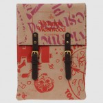 Vivienne Westwood Ethical Fashion Africa Project Canvas laptop case