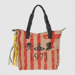 Vivienne Westwood Ethical Fashion Africa Project Large Fabric Bag