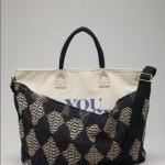 Zero + Maria Cornejo eBay and CFDA YOU CAN'T FAKE FASHION Collection of 50 Customized Designer Bags