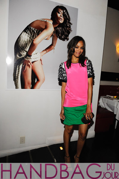 Actress-Zoe-Saldana-hosts-the-Flaunt-Magazine-and-Gypsy-05-Present-The-Neo-Golden-Age-at-Philippe-Chow-on-August-19,-2011-in-Los-Angeles,-California.