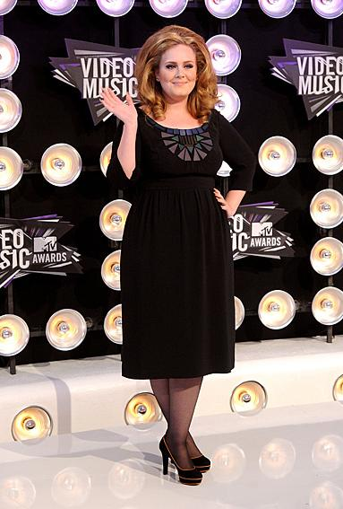 Adele MTV VMAs Video Music Awards 2011