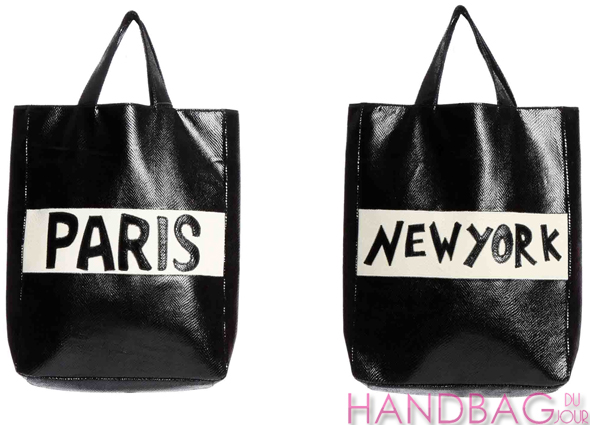 Catherine-Malandrino-The-Paris-New-York-tote-bag-black