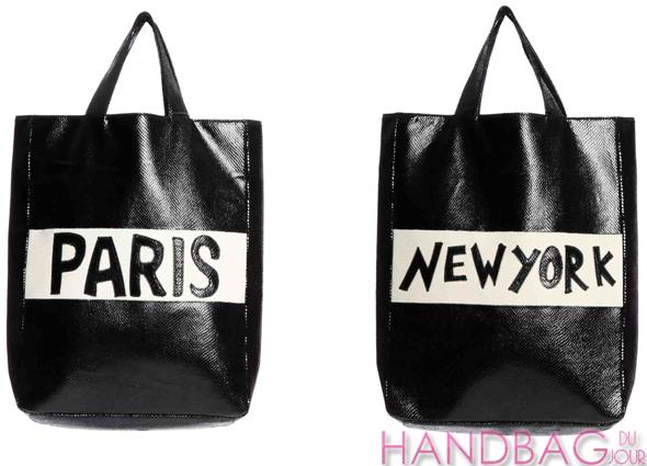 Catherine Malandrino The Paris New York Tote Bag