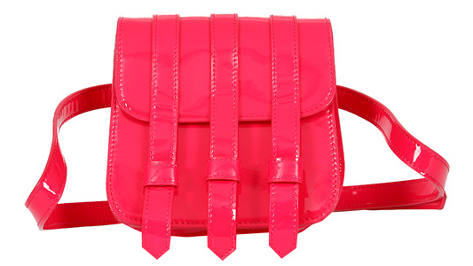Girls-We-Hated-in-High-School-by-Jeffrey-Campbell-Abatte-Bag-neon-pink