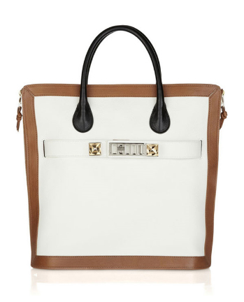 Proenza-Schouler-PS11-Capri-Leather-Tote-ivory-camel-black