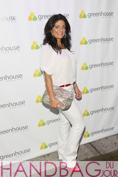 TV-personality-Kathy-Wakile-attends-the-Nation's-Bravest-Firefighter-Calendar-Launch-at-Greenhouse-on-August-18,-2011-in-New-York-City.