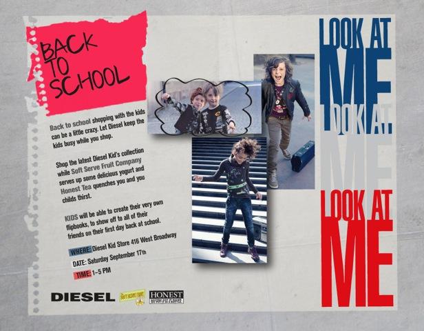 Diesel BackToSchool_Evite