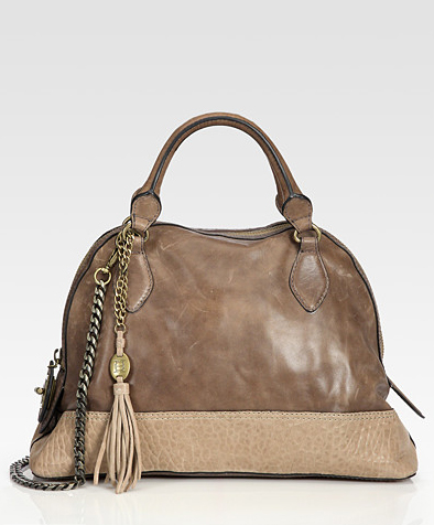 Olivia-Harris-Leather-Bowling-Bag fall 2011