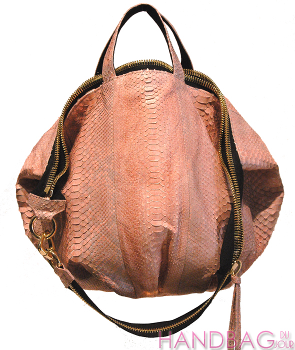 Sang-A-Kisan-Concept-Store-Fashion's-Night-Out-FNO-2011-Mini-Pop-iced-pink-python-bag