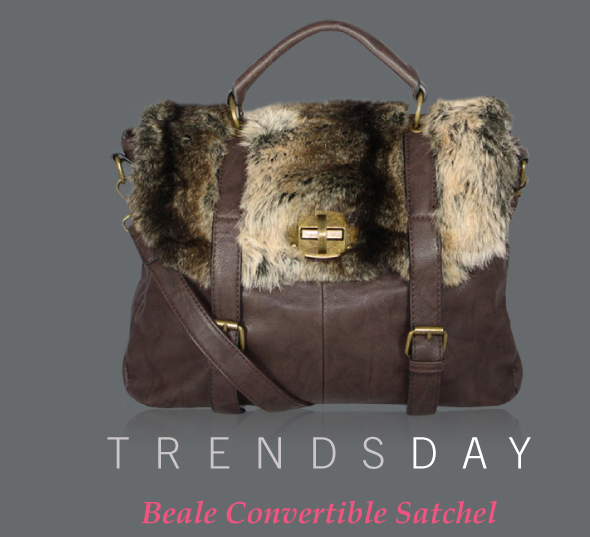 Chocolate-Brown-Leather-Satchel-with-Faux-Fur-Trim