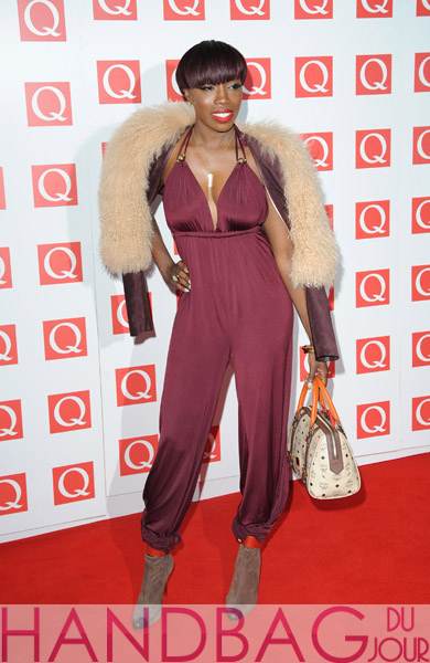 Estelle-arrives-at-the-Q-Awards-at-The-Grosvenor-House-Hotel-on-October-24,-2011-in-London,-England-MCM-bag