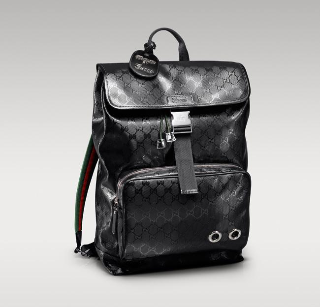 f21a4e8d1027 Gucci Fiat 500 Caryall - the perfect overnighter in exclusive GG Imprimè  fabric 2