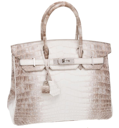 Want to bid on this Herm¨¨s Diamond Birkin: the rarest, bag in the ...