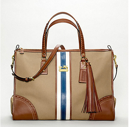Coach Fashion Foie Gras Tote bag
