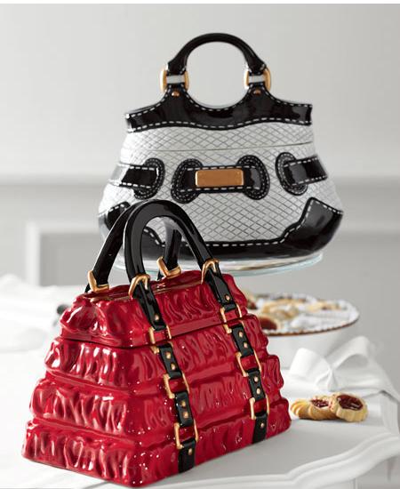 Neiman-Marcus-Handbag-Cookie jars