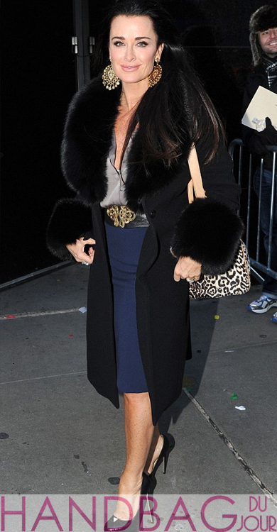 Kyle-Richards-Good-Morning-America-Givenchy-Antigona-leopard-bag