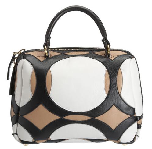 Marni Archivio Storico Bicolor Mini Duffel bag - Handbag du Jour ... 7929c6a2b0