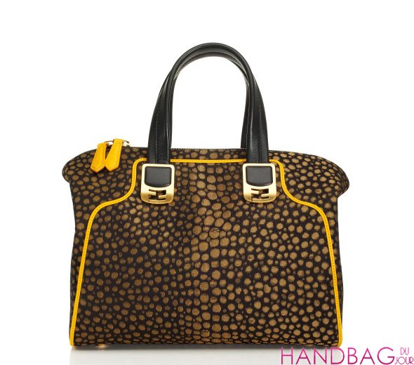 Fendi Resort 2012 Giras Tote