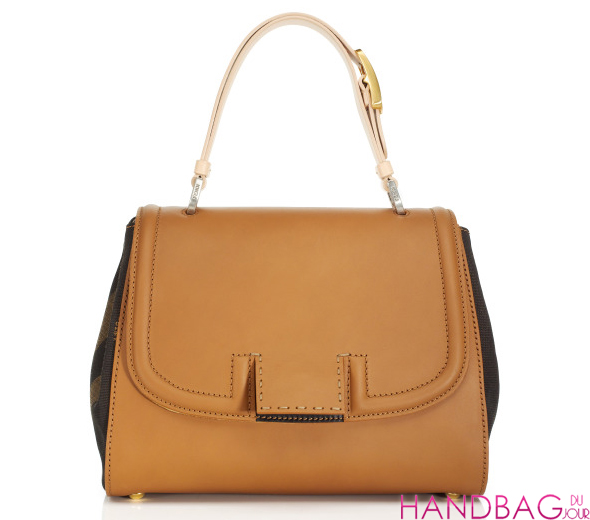 Fendi Resort 2012 Silvana Tote