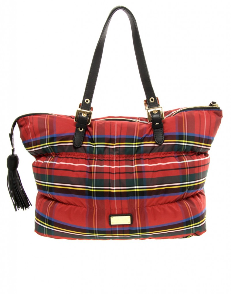 Moschino Cheap & Chic Kilt Bag