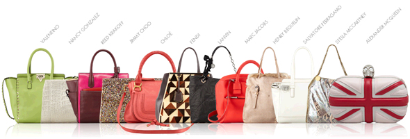 Neiman Marcus 12 days of handbags sweeps