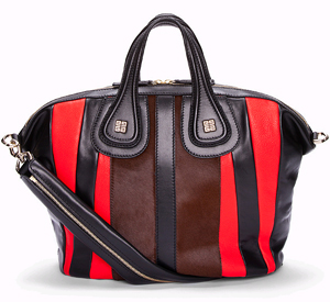 Givenchy Medium Patchwork Calf-hair Nightingale Duffle Bag
