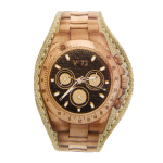 V73 Pinky Gold watch bracelet